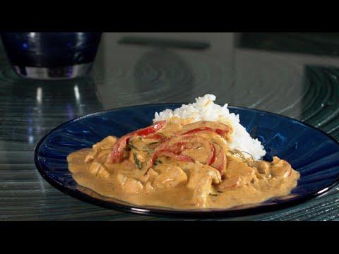 Classic Thai Chicken Curry