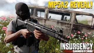 Introducing the MP5A2 - Insurgency: Sandstorm