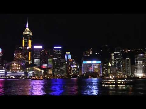 Hong Kong A Symphony of Lights