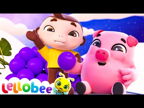 The Colors Song | Brand New Nursery Rhymes & Kids Songs ABCs - Songs For Kids Little Baby Bum