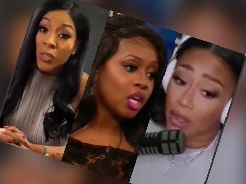 K Michelle Remy Ma & Jessica Dime Say This About Nicki Minaj Deja Vu