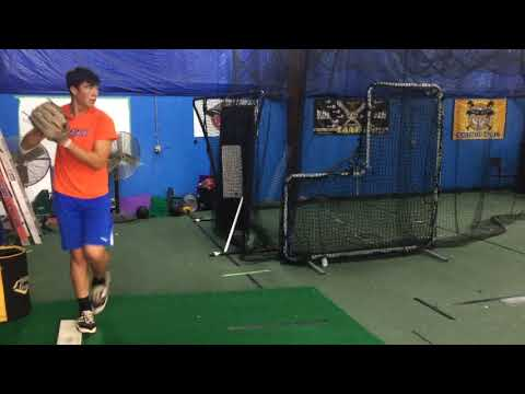 JT Inskeep - RHP - Greenbrier Christian Academy - Class of 2019 - Pitching Video 3