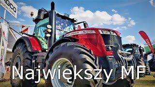 Massey Ferguson 8740 S - Rolnik Szuka Traktora ||41 (Prezentacja / Walkaround)