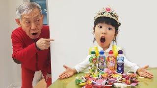 Kinderlieder Und Lernfarben with Baby Gombal Candy Kids Children #8 Finger Family Song   Romiyu 로미유