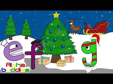 Abc Phonics For Kids | Letters E-F-G | The Alphabuddies Ep.7