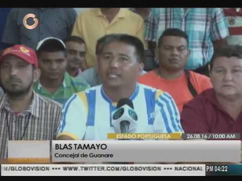Transportistas de Guanare logran acuerdo para volver a trabajar