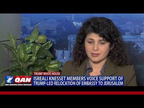 Israeli Knesset Members Voice Support of Trump