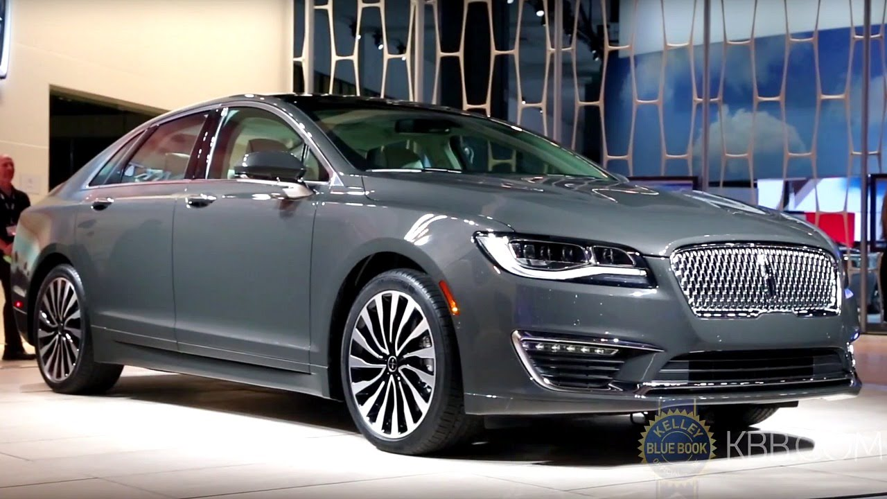 2017 Lincoln Mkz 2015 La Auto Show Youtube