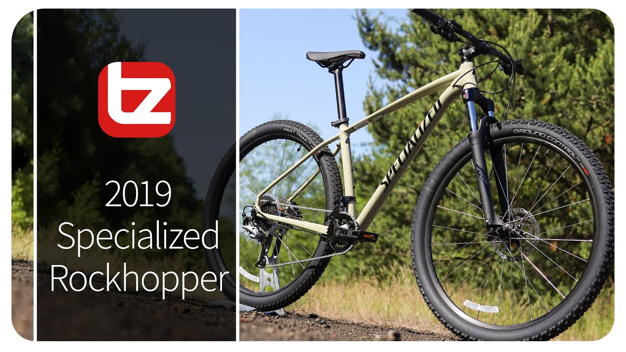 54f86efb246 2019 Specialized Rockhopper | First Look | Tredz Bikes - YouTube