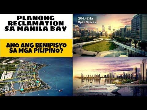 Manila Bay Reclamation Tuloy Na Nga Ba?