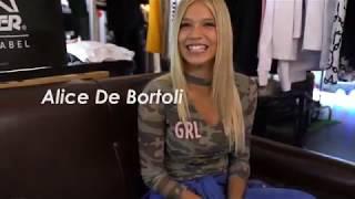 MI HANNO INTERVISTATA! Alice De Bortoli