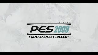 Pro Evolution Soccer 2008 PS3 Gameplay & Commentary