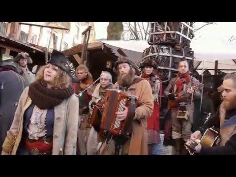 Ye Banished Privateers - East Indiamen (unplugged) @ Weihnachtsmarkt Hannover 2015