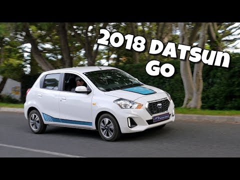 2018 Datsun Go Test Drive Review - Dutchman Seb