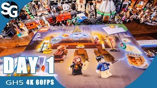 LEGO Harry Potter Advent Calendar 2019 Unboxing (Set 75964) | Day 1