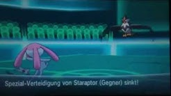 Pokemon X - Wifi vs sharp92 - Einzel 3vs3 - Starker Risikotackle haut Mons weg