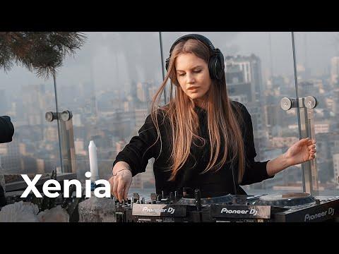 Xenia - Live @ Radio Intense Ukraine 2.11.2020 / Techno dj Mix