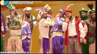 Final Concurso de Murgas Carnaval de Badajoz 2015 - Los Water Closet