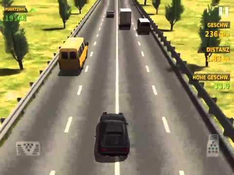 Traffic Racer - Ferrari ( 250+ kmh)