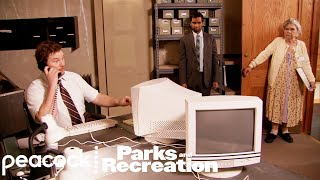 The Fourth Floor - Parks and Recreation