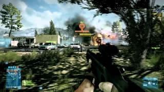 Battlefield 3 - Fun & Frag Movie #8 HD - xeo47