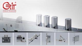 Обзор замков на металлическую дверь серии А900 от компании