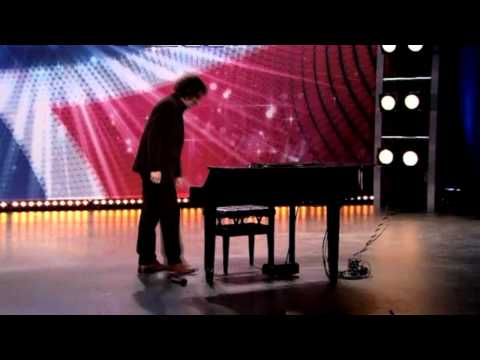 World most amazing pianist? - Bogdan Alin Ota - Harald's Dream - Norske Talenter 2011