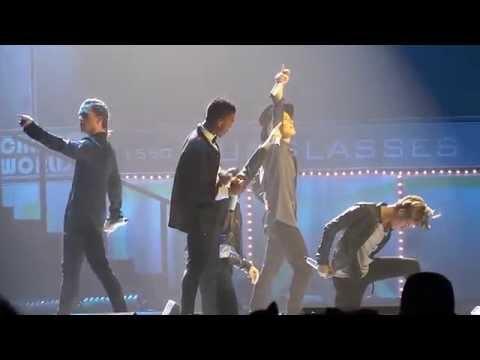B-Brave - Uptown Funk @ Musicals In Concert, Ziggodome Amsterdam * 14-11-15