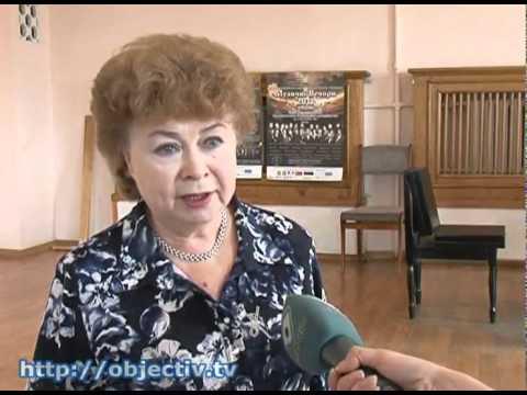 Харьков посетила российская скрипачка Н. Боярская