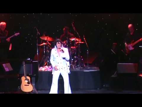 Elvis Tribute Artist   JOHN MONFORTO