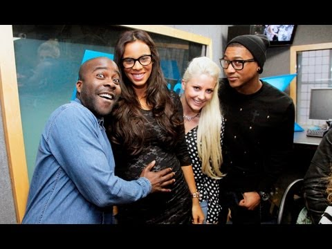 The Saturdays  at KISS FM UK Part 2