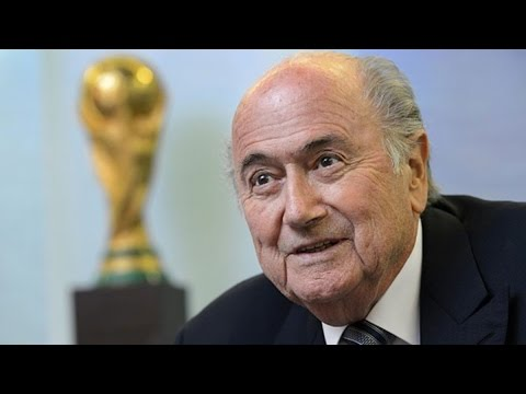 Sepp Blatter Wins FIFA Presidency for 5th Term