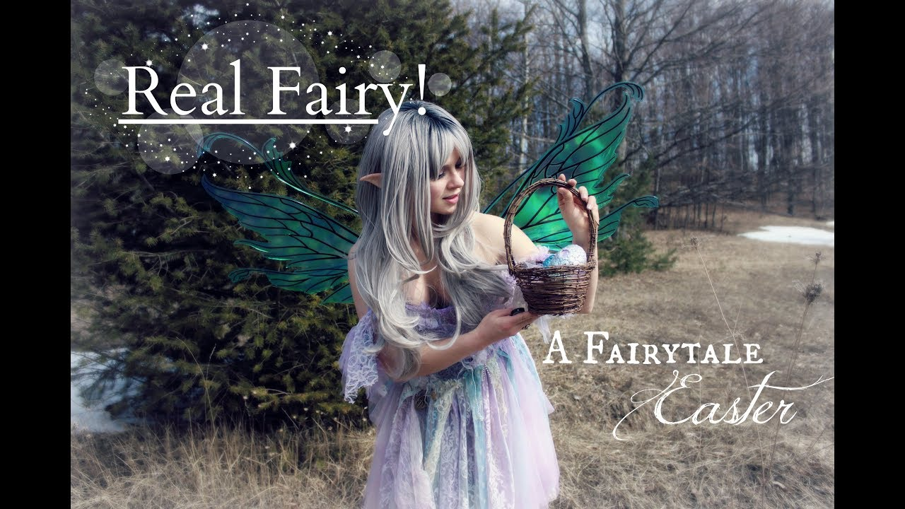 FAIRY VIDEOS: Real Fairy Caught On Camera In Real Life