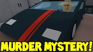 NEW MANSION 2.0 MAP in ROBLOX MURDER MYSTERY 2