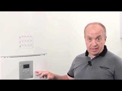 Видео-инструкция по настройка котла Bosch GAZ 6000w