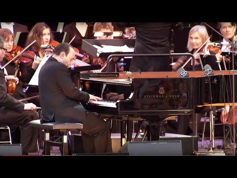 Gershwin: Rhapsody in Blue ∙ hr-Sinfonieorchester ∙ Michel Camilo ∙ Andrés Orozco-Estrada