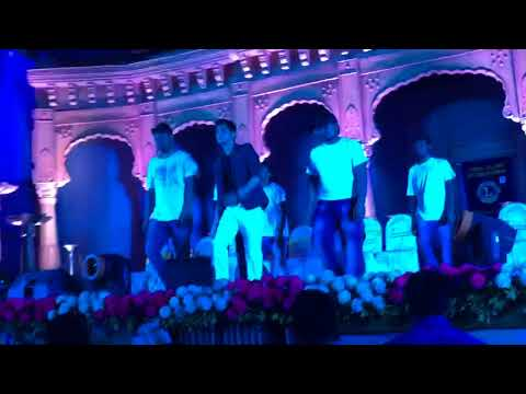 Vishal Jethwa Dance Performance