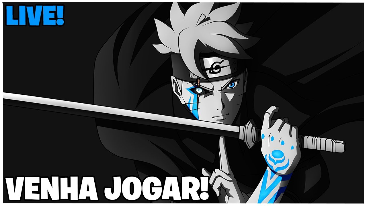LIVE ao vivo Naruto shippuden ultimate ninja Storm 4 Road to Boruto PS4 -  YouTube