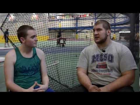 Aaron vs. Athletes: Josh Freeman