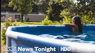 What It's Like To Raise Your Child In An Immigration Detention Center (HBO)