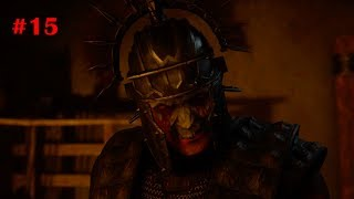 RYSE: Son of Rome Walkthrough Part 15 - Marius the Damocles (Xbox One: 1080P) **NO COMMENTARY**