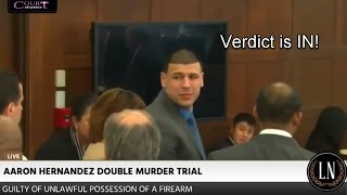 Aaron Hernandez Trial Verdict 04/14/17