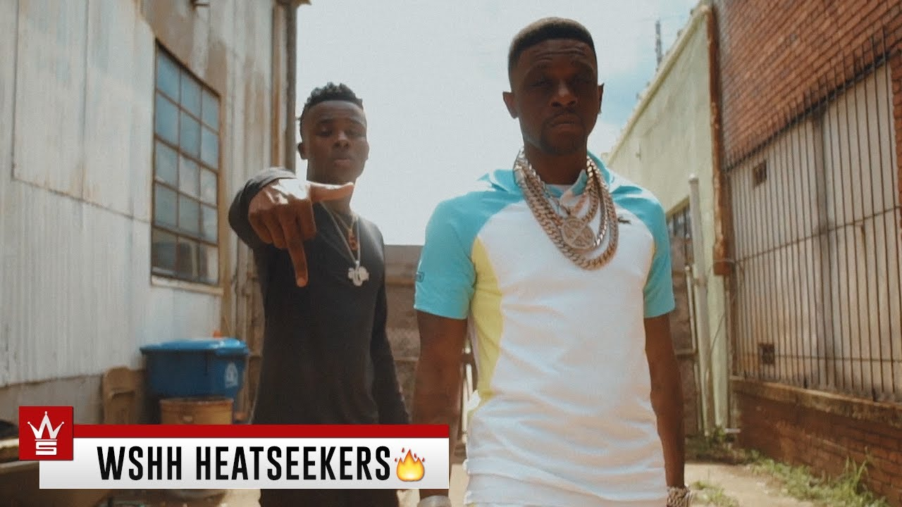 TG KOMMAS Feat. Boosie Badazz - Marijuana [WSHH Heatseekers Submitted]