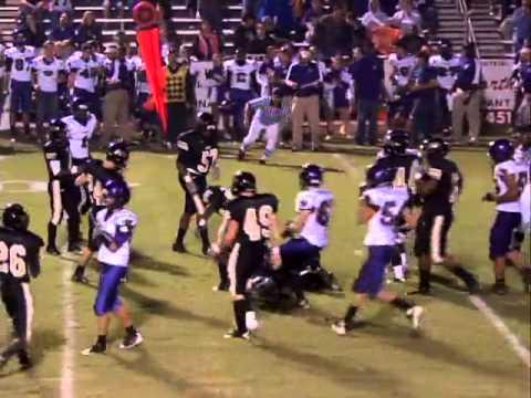 Kenneth Montgomery #3 RB/ATH- Clarksville High School Clarksville, TN