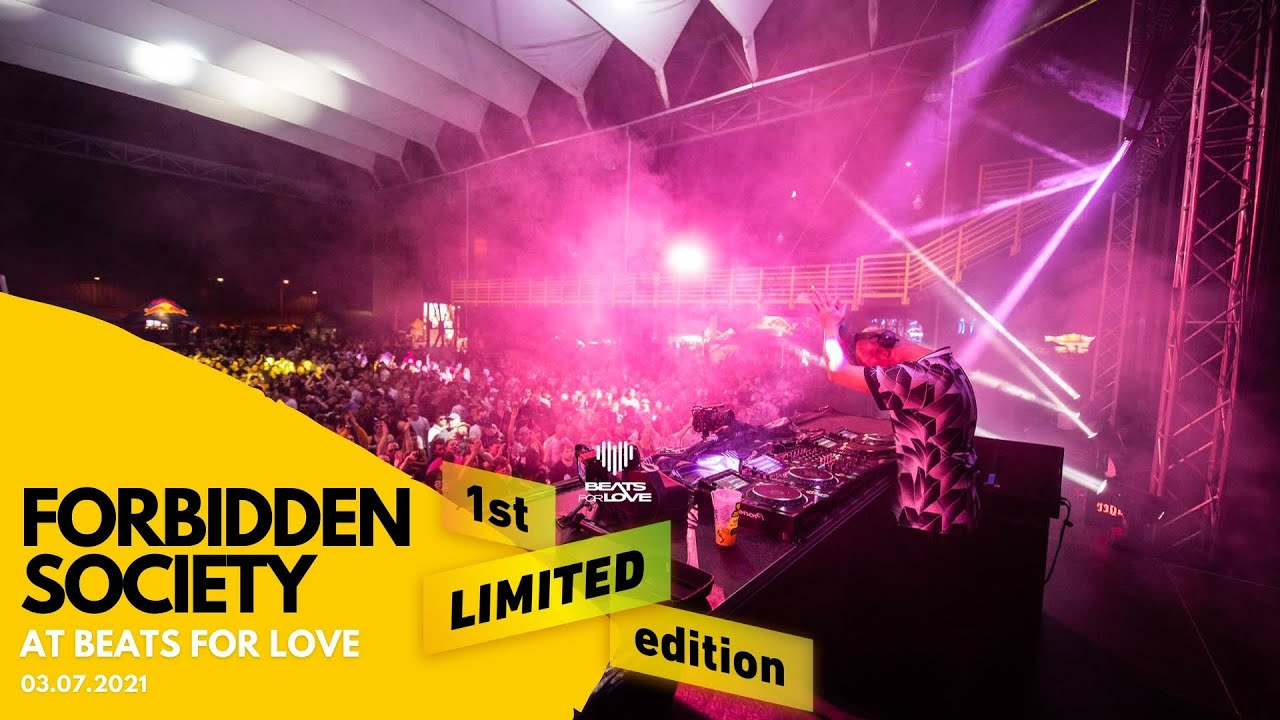 Download Forbidden Society @ Live at Beats For Love Festival 2021 mp3