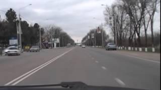 Уроки вождения -9. Как быстро научиться водить автомобиль - 9