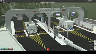 REC | ROBLOX Turkey-Bulgaria Border | 12x Timelapse 40 Minutes | #6