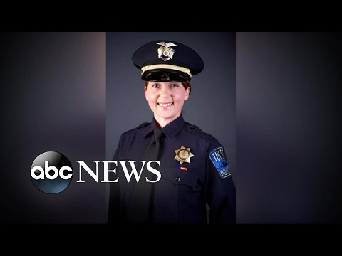 Officer Betty Shelby on trial in Tulsa, Oklahoma