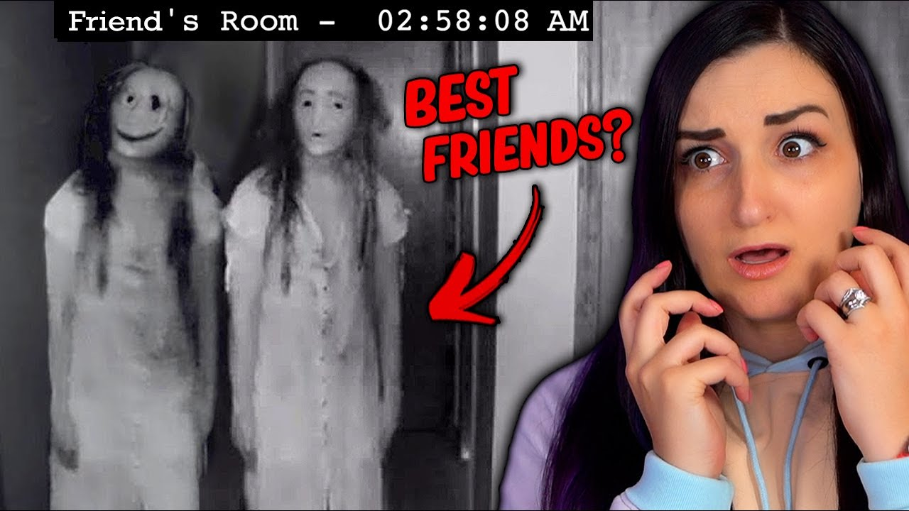 Her Creepy Best Friend Is In Love With Her...