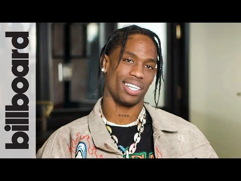 Travis Scott Shares His Childhood Dream Job & You'd NEVER Guess What It is! | Billboard